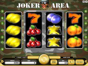 Kajot Joker Area